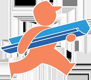 Забор за 1 день Logo